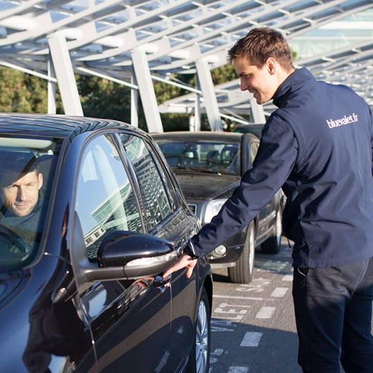 BLUE VALET Valet Service Parking (Overdekt) Lille