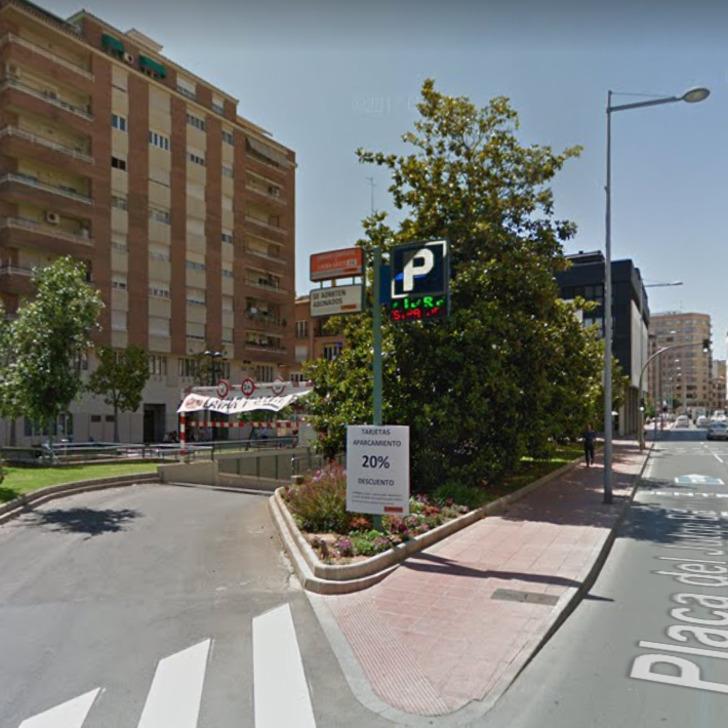 Parking Público APK80 BORRULL (Cubierto) Castelló