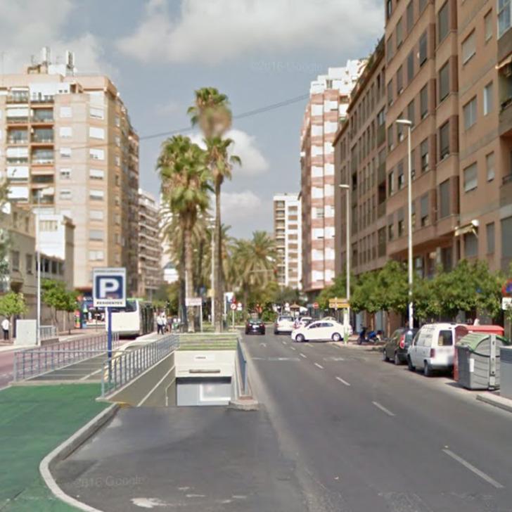Parking Público APK80 AVDA. DEL MAR II (Cubierto) Castelló