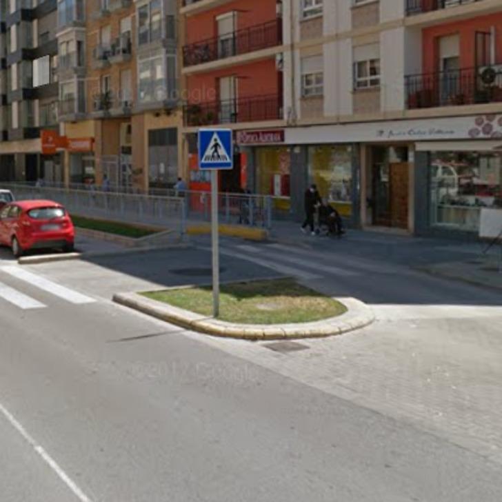 Parcheggio Pubblico APK80 AVENIDA HORCHATA (Coperto) Alboraya, Valencia