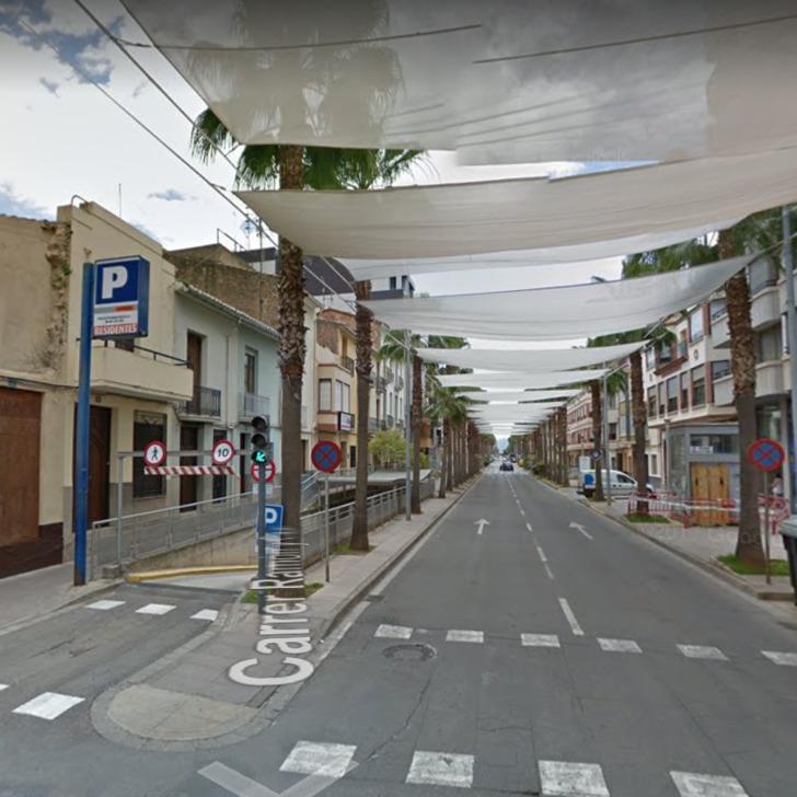APK80 PLAZA MAYOR - VILLARREAL Public Car Park (Covered) Vila-Real
