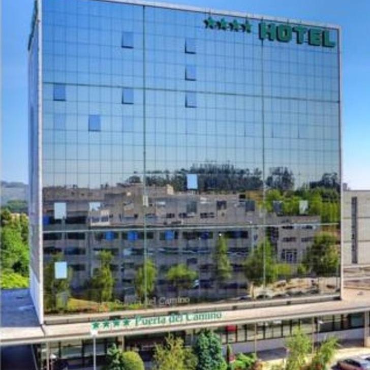 Parking Hotel OCA PUERTA DEL CAMINO (Cubierto) Santiago de Compostela
