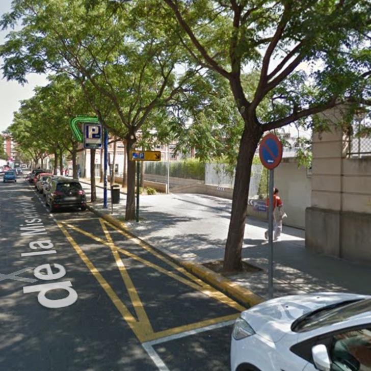APK80 HOSPITAL GENERAL UNIVERSITARIO VALENCIA Openbare Parking (Overdekt) Valencia