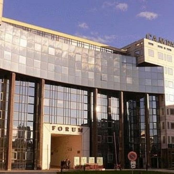 CAMPANILE LYON CENTRE - GARE PART-DIEU Hotel Parking (Exterieur) Lyon