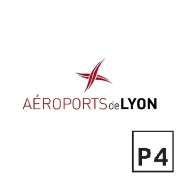 Parking Officiel AÉROPORT DE LYON SAINT-EXUPÉRY P4 (Extérieur) Colombier-Saugnieu