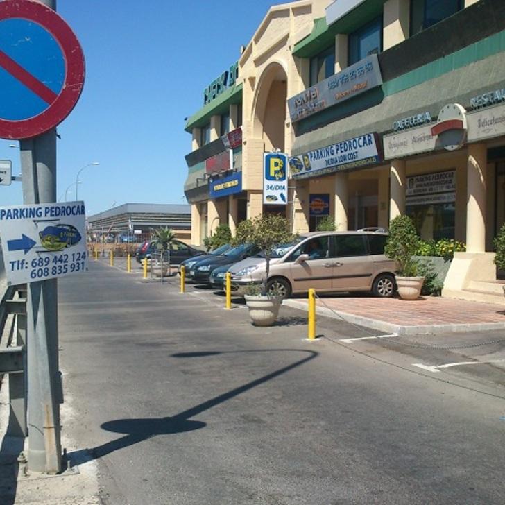 PEDROCAR Discount Car Park (External) Málaga