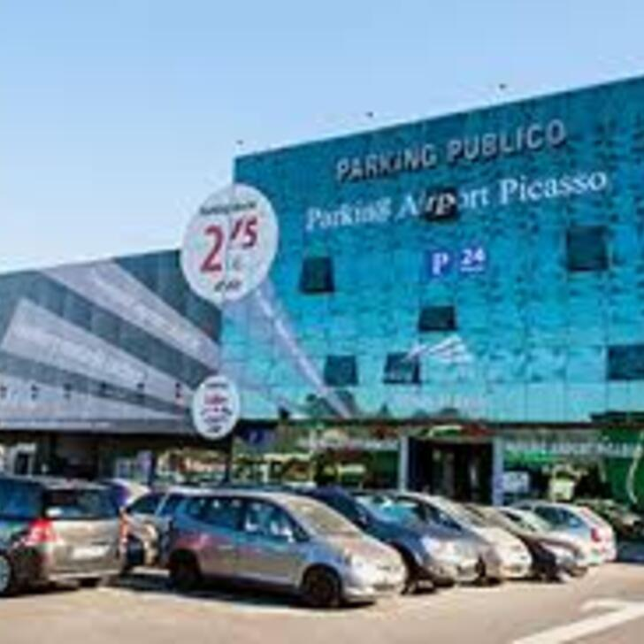 AIRPORT PICASSO Discount Parking (Overdekt) Málaga