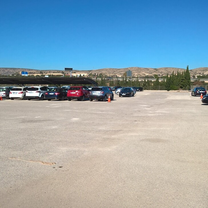 Parking Service Voiturier VIP PARKING ALICANTE (Extérieur) Alicante