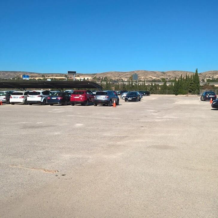 Parking Servicio VIP VIP PARKING ALICANTE (Exterior) Alicante