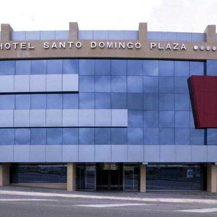 OCA SANTO DOMINGO PLAZA Hotel Car Park (Covered) Oviedo