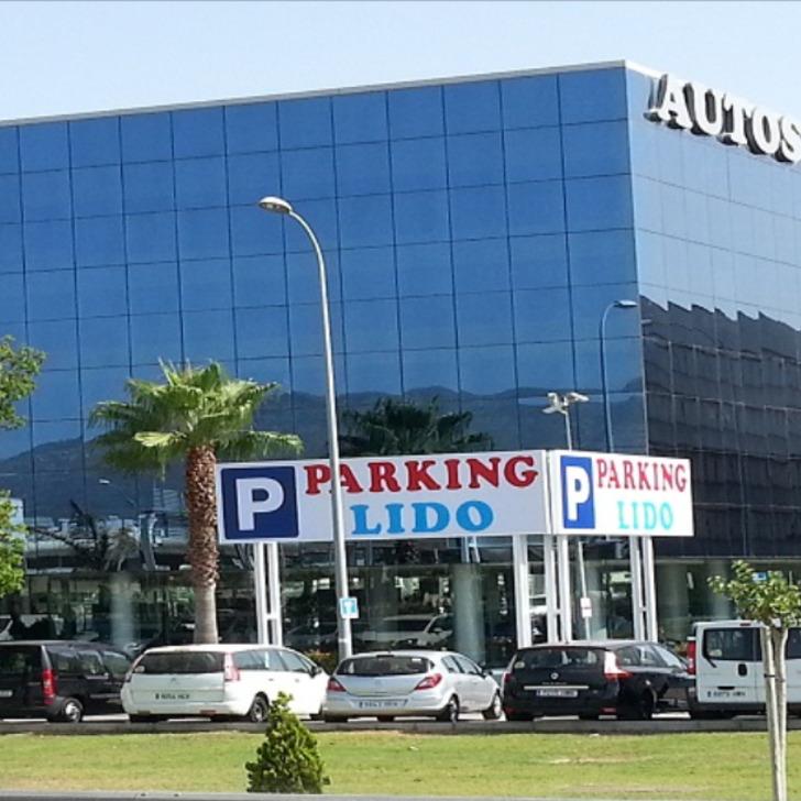 Parking Low Cost LIDO - ESTACIÓN AVE MARÍA ZAMBRANO (Cubierto) Málaga