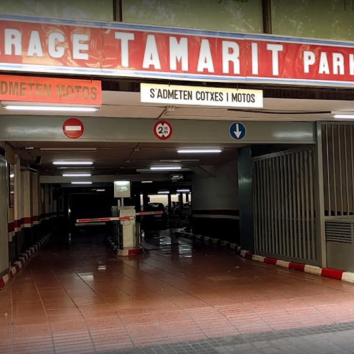 TAMARIT Openbare Parking (Overdekt) Barcelona