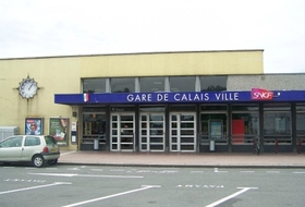 Station Calais-Ville car parks in Calais - Book at the best price