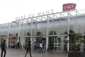 Parkings Gare du Mans à Le Mans - Réservez au meilleur prix