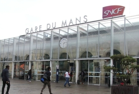 Le Mans station car parks in Le Mans - Book at the best price
