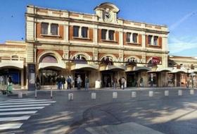 Station of Perpignan car parks in Perpignan - Book at the best price