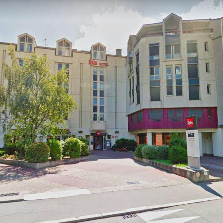 IBIS NANTES CENTRE GARE SUD Hotel Car Park (Covered) Nantes