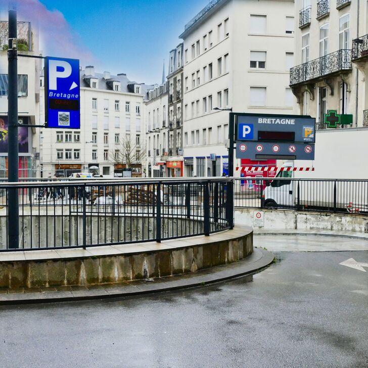 Parking Public NGE TOUR BRETAGNE (Couvert) Nantes