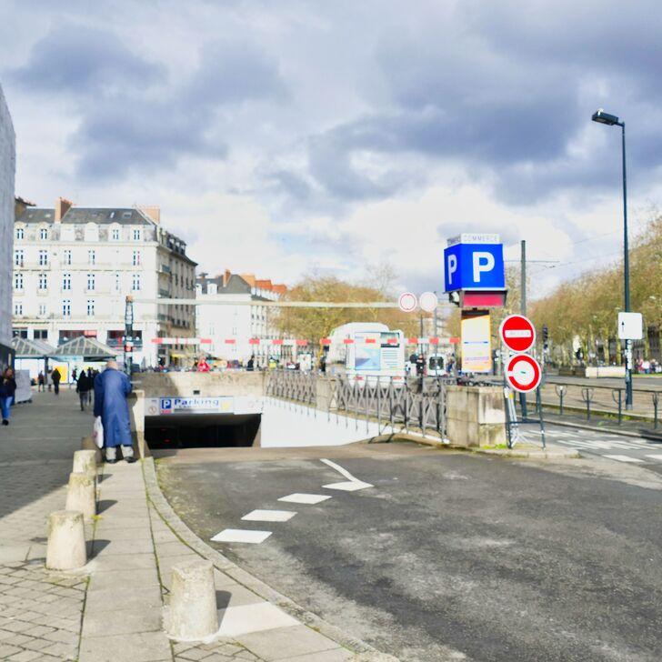 NGE COMMERCE Public Car Park (Covered) Nantes