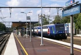 Parkeerplaats Station Boussy-Saint-Antoine in Boussy-Saint-Antoine : tarieven en abonnementen - Parkeren bij het station | Onepark