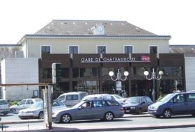 Parking Estación Châteauroux : precios y ofertas - Parking de estación   Onepark