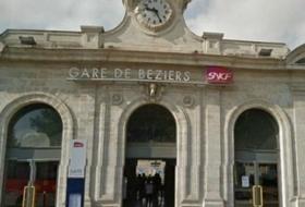 Parkings Gare de Béziers à Béziers - Réservez au meilleur prix