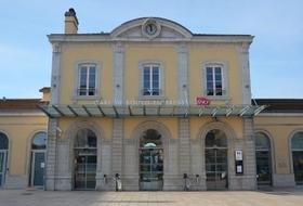 Parkings Gare de Bourg-en-Bresse à Bourg-en-Bresse - Réservez au meilleur prix