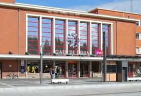 Parkings Gare de Douai à Douai - Réservez au meilleur prix