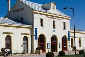 Parkeerplaats Station van Fontainebleau - Avon in Fontainebleau : tarieven en abonnementen - Parkeren bij het station   Onepark