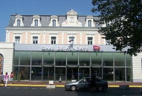 Parkeerplaatsen Station Hendaye in Hendaye - Boek tegen de beste prijs