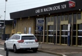 Train station Mâcon-Loché-TGV car parks in Mâcon - Book at the best price