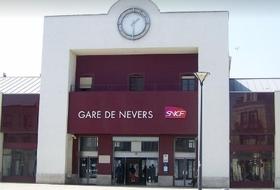Parkings Gare de Nevers à Nevers - Réservez au meilleur prix