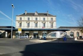 Parques de estacionamento Estação Niort em Niort - Reserve ao melhor preço