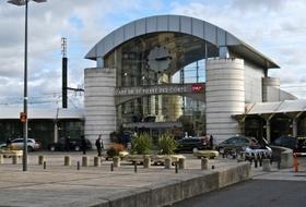 Parques de estacionamento Estação de Saint-Pierre-des-Corps em Saint-Pierre-des-Corps - Reserve ao melhor preço