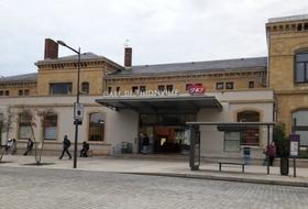 Parkings Gare de Thionville à Thionville - Réservez au meilleur prix
