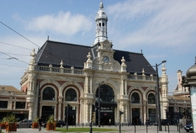 Station of Valenciennes car parks in Valenciennes - Book at the best price