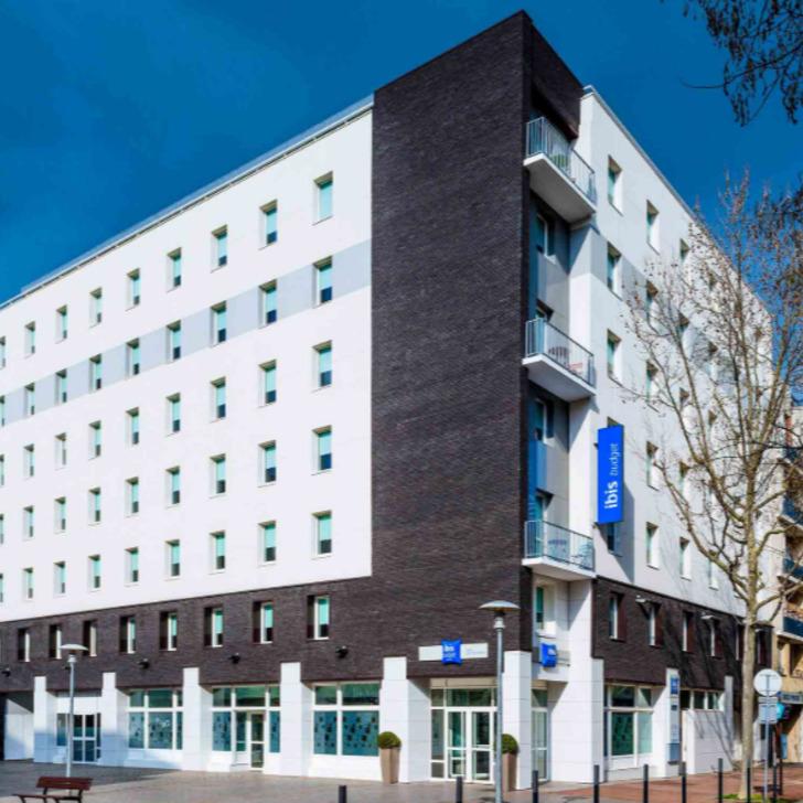 IBIS BUDGET ISSY-LES-MOULINEAUX PARIS OUEST Hotel Parking (Overdekt) Issy-les-Moulineaux