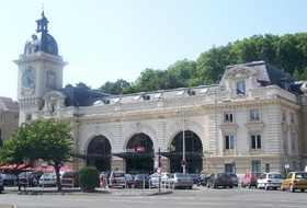 Station Bayonne car parks in Bayonne - Book at the best price