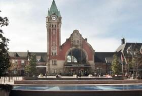 Parkings Gare de Colmar à Colmar - Réservez au meilleur prix