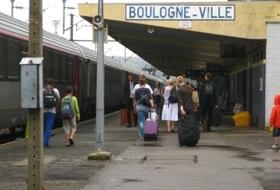 Parkings Gare de Boulogne-Ville à Boulogne-sur-Mer - Réservez au meilleur prix