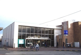 Parkings Gare de Chatou - Croissy à Chatou - Réservez au meilleur prix