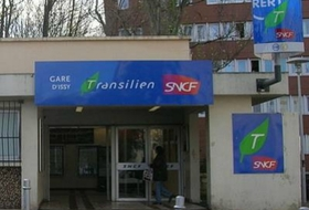 Issy station car parks in Issy-les-Moulineaux - Book at the best price