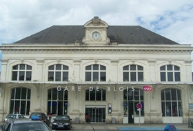 Parques de estacionamento Estaçao Blois - Chambord em Blois  - Reserve ao melhor preço