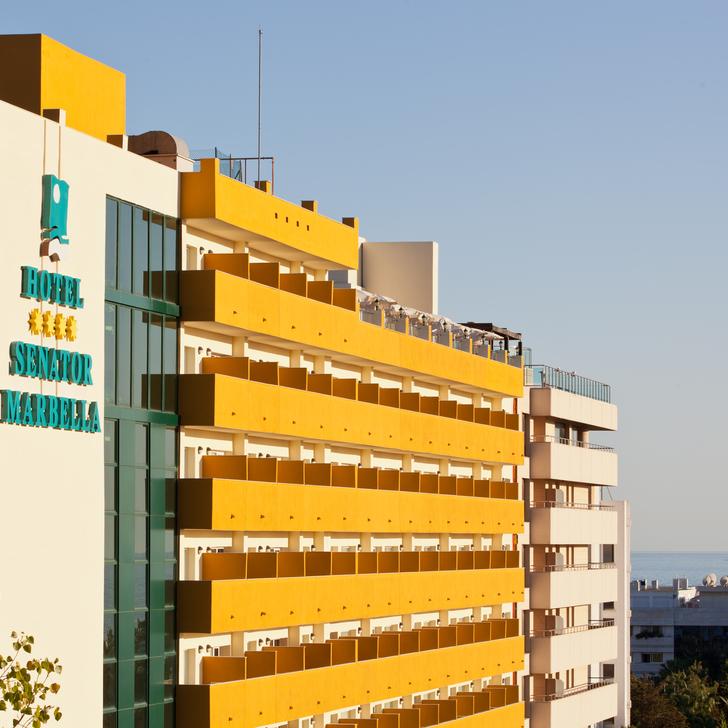 SENATOR MARBELLA SPA HOTEL Hotel Parking (Overdekt) Marbella