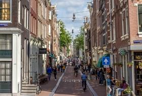 Parkeerplaatsen in het centrum van Amsterdam - Boek tegen de beste prijs