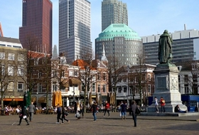 Center of The Haye car park in The Hague: prices and subscriptions - City center car park | Onepark