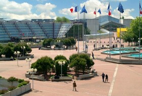 Paris-Nord Villepinte Exhibition Center car parks in Villepinte - Book at the best price