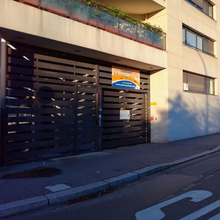 RUE LEBLANC Building Car Park (Covered) Paris