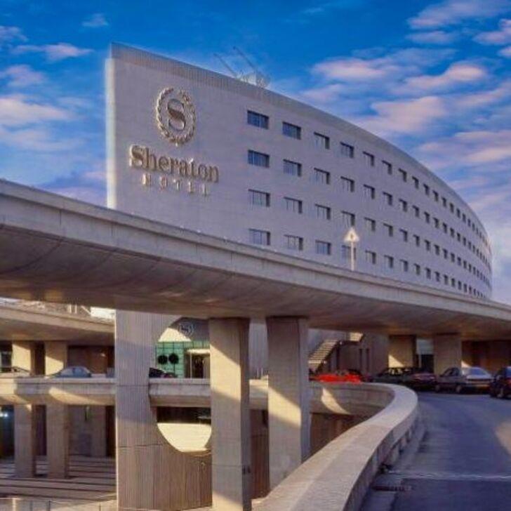 SHERATON PARIS AIRPORT HOTEL & CONFERENCE CENTRE Hotel Car Park (External) Roissy