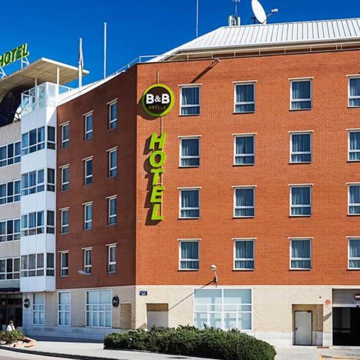 B&B VALENCIA CIUDAD DE LAS CIENCIAS Hotel Parking (Overdekt) Valencia